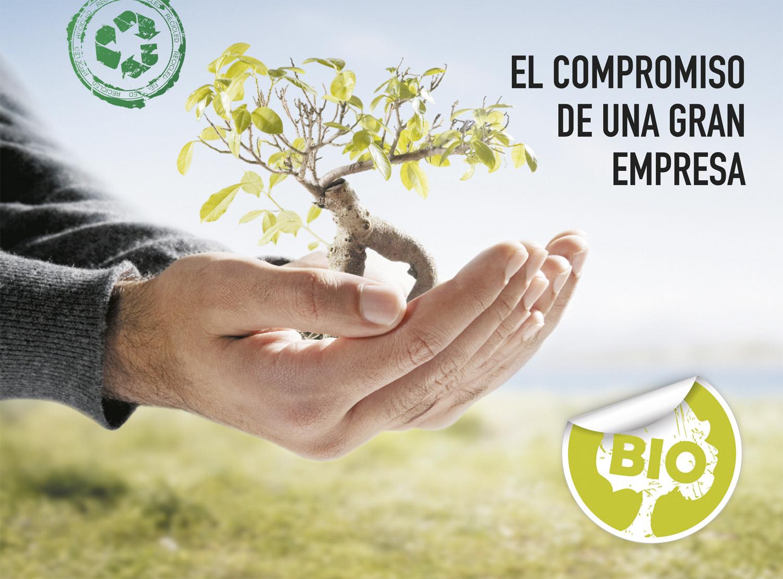Impegno a favore dell'ambiente