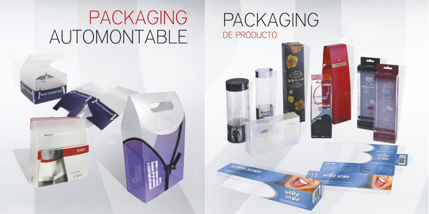 Packaging UV