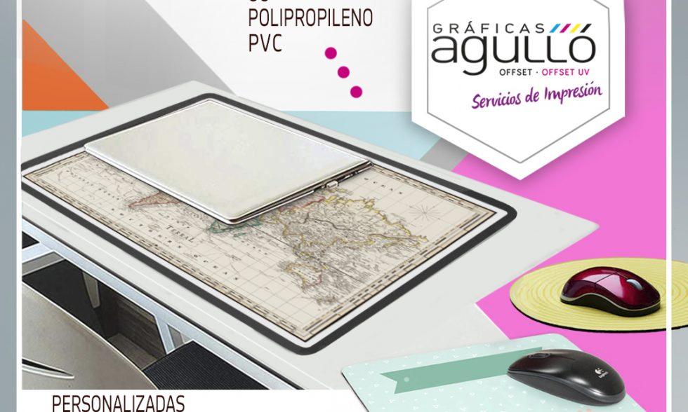 Imagen GRAFICAS AGULLO ALFOMBRILLAS DE RATON