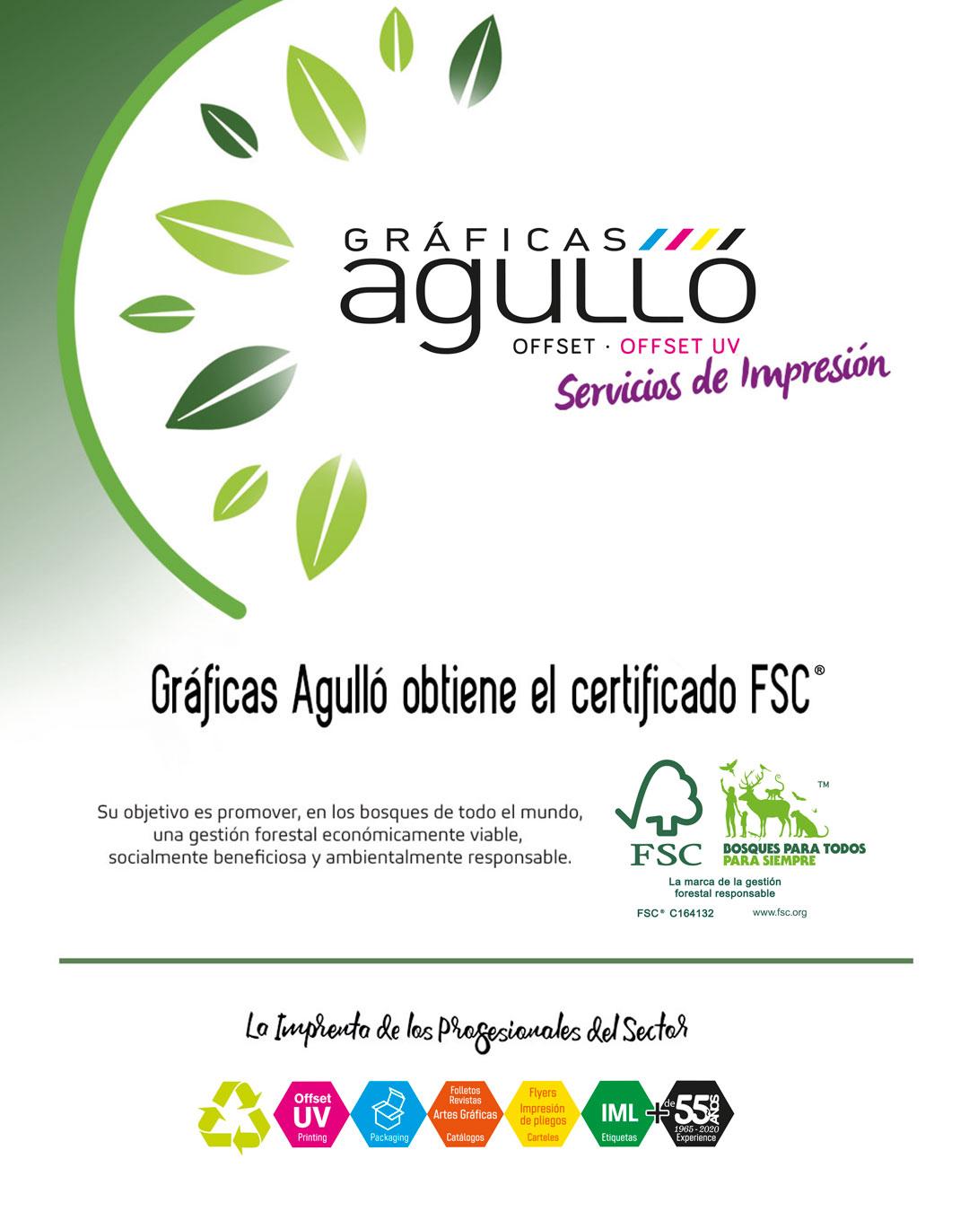 Imagen Certificado FSC