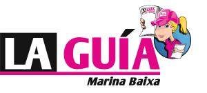 La Guía Marina Baja